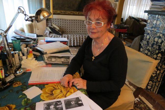 Alexandrina Calimachi (sursa adevarul.ro)